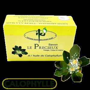 savon huile calophylle