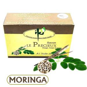 savon huile moringa