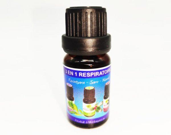 3-en-1 Sphère respiratoire