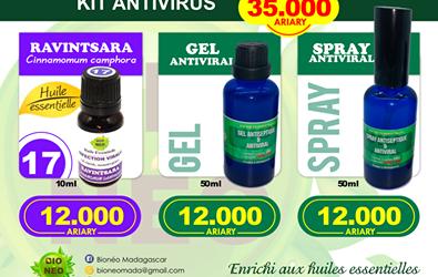Le Kit Antiviral de BioNéo