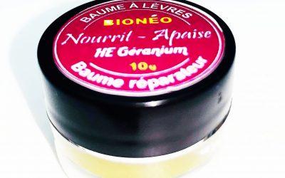 Des baumes naturels pour protéger les lèvres en hiver